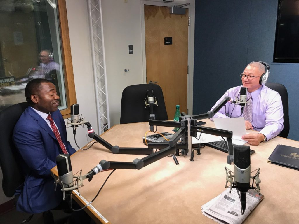 Gopal Burgher on the Small Business Report on Sirius XM
