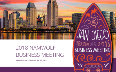 CLE Presenters at the 2018 NAMWOLF Business Meeting | White Collar & Transactional Practice Areas