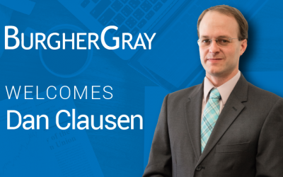 Dan Clausen, BurgherGray's Head of Investment Management