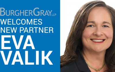 BurgherGray Welcomes Eva Valik as a Partner in its New York Office