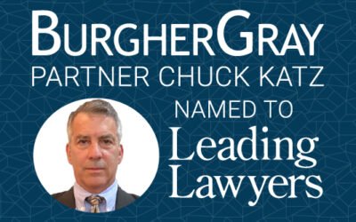 Partner Chuck Katz named to Leading Lawyers list for 2021